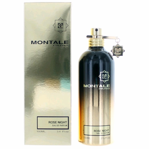 Montale Rose Night by Montale, 3.4 oz Eau De Parfum Spray for Women