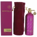 Montale Roses Musk by Montale, 3.4 oz Eau De Parfum Spray for Women
