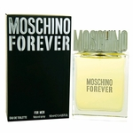 Moschino Forever by Moschino, 3.4 oz Eau De Toilette Spray for Men