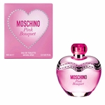 Moschino Pink Bouquet by Moschino, 3.4 oz Eau De Toilette Spray for Women