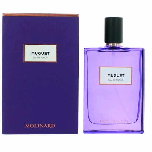 Muguet by Molinard, 2.5 oz Eau De Parfum Spray for Women