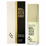 Musk by Alyssa Ashley, 3.3 oz Eau De Toilette Spray for Women