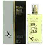 Musk by Alyssa Ashley, 6.8 oz Eau De Toilette Spray for Women