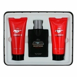 Mustang Sport by Mustang, 3 Piece Gift Set for Men