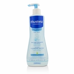 Mustela No Rinse Cleansing Water (Face & Diaper Area) - For Normal Skin  500ml/16.9oz