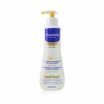 Mustela Nourishing Cleansing Gel with Cold Cream For Hair & Body - For Dry Skin  300ml/10.14oz