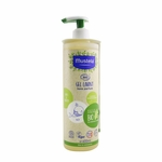 Mustela Organic Cleansing Gel with Olive Oil - Fragrance Free  400ml/15.32oz