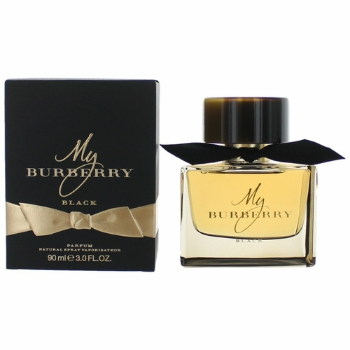 My Burberry Black by Burberry, 3 oz Eau De Parfum Spray for Women