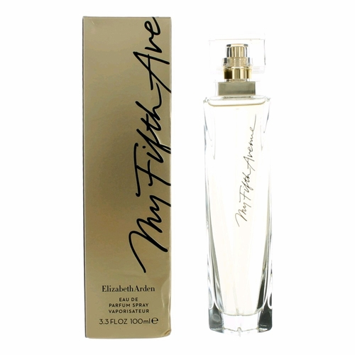 My Fifth Avenue by Elizabeth Arden, 3.3 oz Eau De Parfum Spray for Women