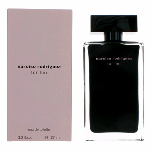 Narciso Rodriguez by Narciso Rodriguez, 3.3 oz Eau De Toilette Spray for Women