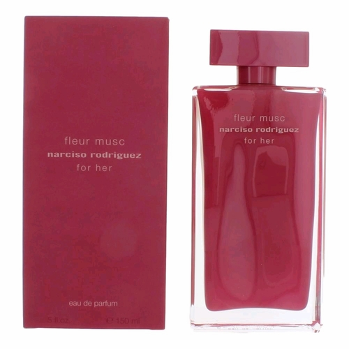 Narciso Rodriguez Fleur Musc by Narciso Rodriguez, 5 oz Eau De Parfum Spray for Women