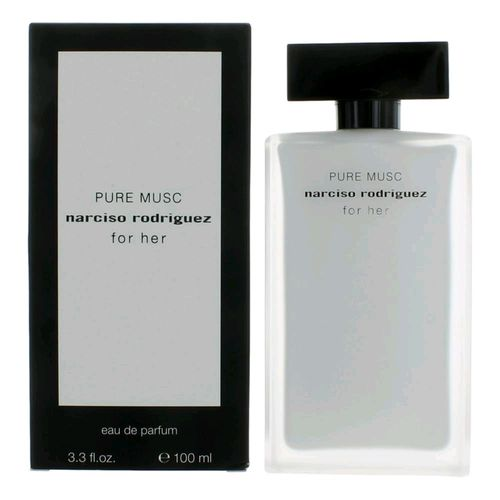Narciso Rodriguez Pure Musc by Narciso Rodriguez, 3.3 oz Eau De Parfum Spray for Women
