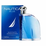 Nautica Blue by Nautica, 3.4 oz Eau De Toilette Spray for Men
