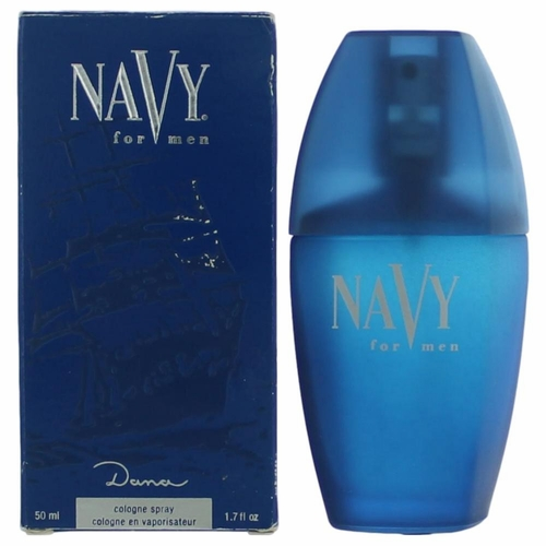 Navy by Dana, 1.7 oz Cologne Spray for Men