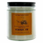 New York Candle 9 oz Highly Scented Soy Candle - Pumpkin Pie