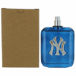 New York Yankees by NY Yankees, 3.4 oz Eau De Toilette Spray for Men Tester