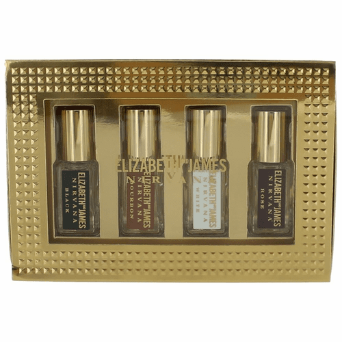 Nirvana by Elizabeth And James, 4 Piece Mini Rollerball Set for Women
