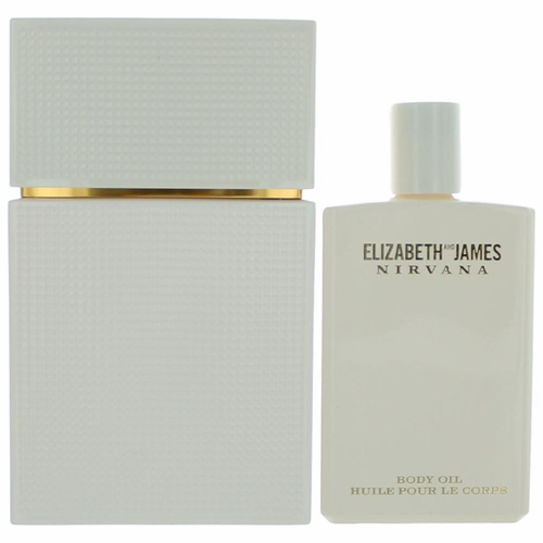 Nirvana White by Elizabeth And James, 2 Piece Gift Set for Women