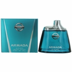 Nissan Armada by Nissan, 3.4 oz Eau De Parfum Spray for Men