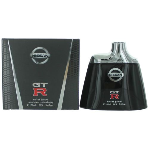 Nissan GTR by Nissan, 3.4 oz Eau De Parfum Spray for Men
