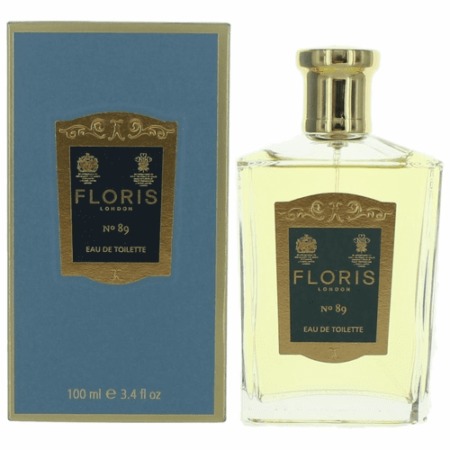 No. 89 by Floris, 3.4 oz Eau De Toilette Spray for Men