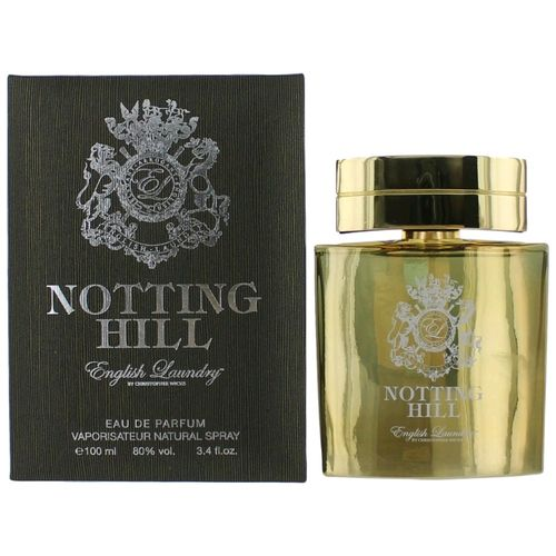 Notting Hill by English Laundry, 3.4 oz Eau De Parfum Spray for Men