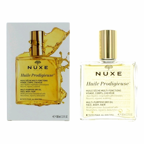 Nuxe Huile Prodigieuse by Nuxe, 3.3 oz Multi Purpose Dry Oil