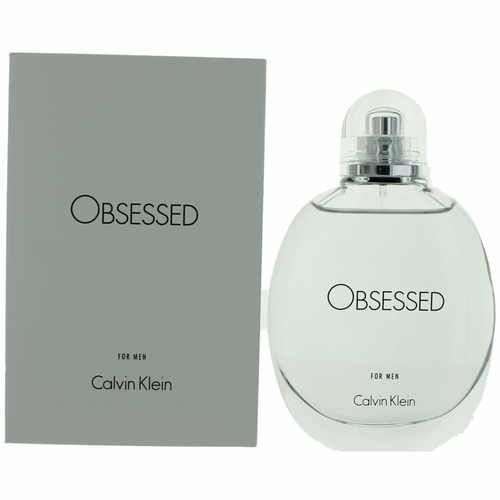Obsessed by Calvin Klein, 4 oz Eau De Toilette Spray for Men