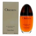 Obsession by Calvin Klein, 3.3 oz Eau De Parfum Spray for Women