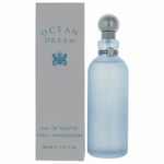 Ocean Dream by Ocean Dream, 3 oz Eau De Toilette Spray for Women