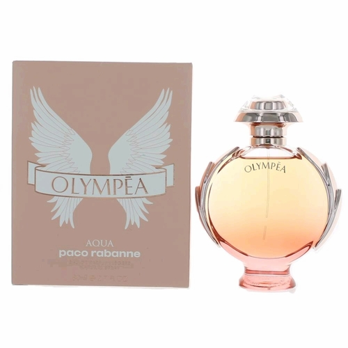 Olympea Aqua by Paco Rabanne, 2.8 oz Eau De Parfum Legere Spray for Women