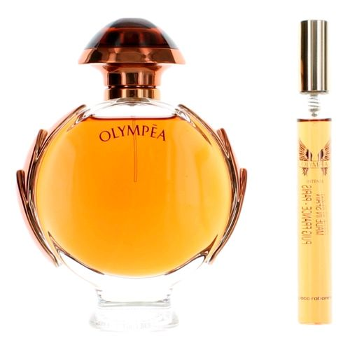 Olympea Intense by Paco Rabanne, 2 Piece Gift Set for Women