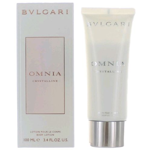 Omnia Crystalline by Bvlgari, 3.4 oz Body Lotion for Women