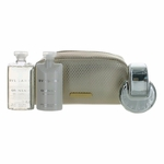 Omnia Crystalline by Bvlgari, 4 Piece Gift Set for Women