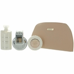 Omnia Crystalline by Bvlgari, 4 Piece Gift Set for Women with 2.5