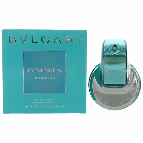 Omnia Paraiba by Bvlgari, 2.2 oz Eau De Toilette Spray for Women