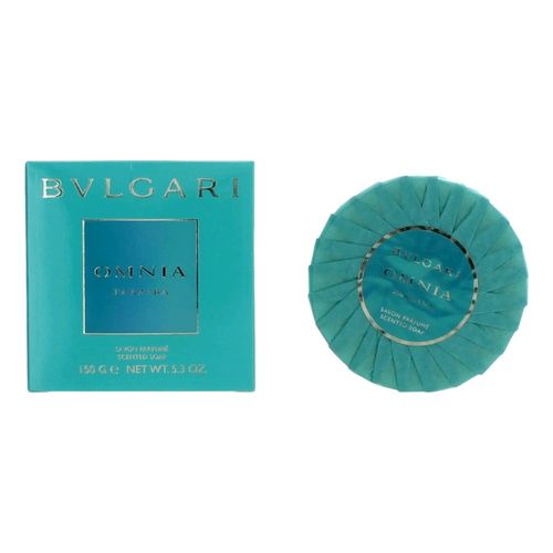 Omnia Paraiba by Bvlgari, 5.3 oz Scented Soap for Women