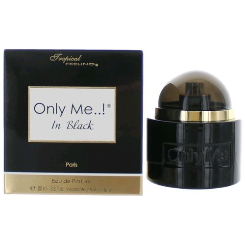 Only Me In Black by Yves De Sistelle, 3.3 oz Eau De Parfum Spray for Women