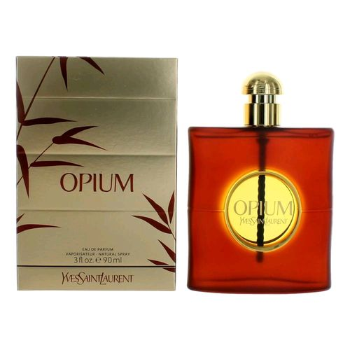 Opium by Yves Saint Laurent, 3 oz Eau De Parfum Spray for Women