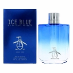 Original Penguin Ice Blue by Munsingwear, 3.4 oz Eau De Toilette Spray for Men