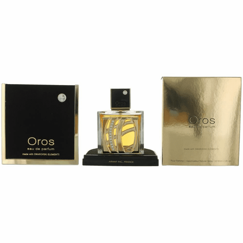 Oros by Armaf, 2.9 oz Eau De Parfum Spray for Women