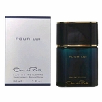 Oscar Pour Lui by Oscar De La Renta, 3 oz Eau De Toilette Spray for Men