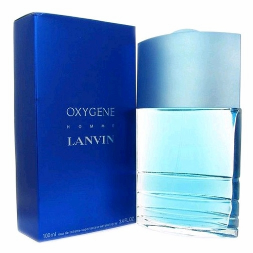 Oxygene Homme by Lanvin, 3.4 oz Eau De Toilette Spray for Men