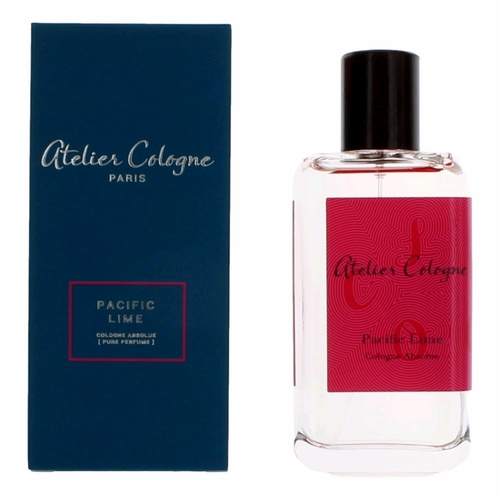 Pacific Lime by Atelier Cologne, 3.3 oz Cologne Absolue Spray for Unisex