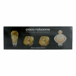 Paco Rabanne by Paco Rabanne, 4 Piece Mini Variety Set