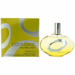 Paradisiac Eau Brilliant by Nu Parfumes, 3.4 oz Eau De Parfum Spray for Women