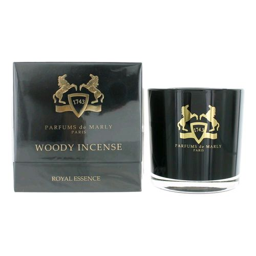 Parfums de Marly Woody Incense by Parfums de Marly, 10.5  oz Perfumed Candle