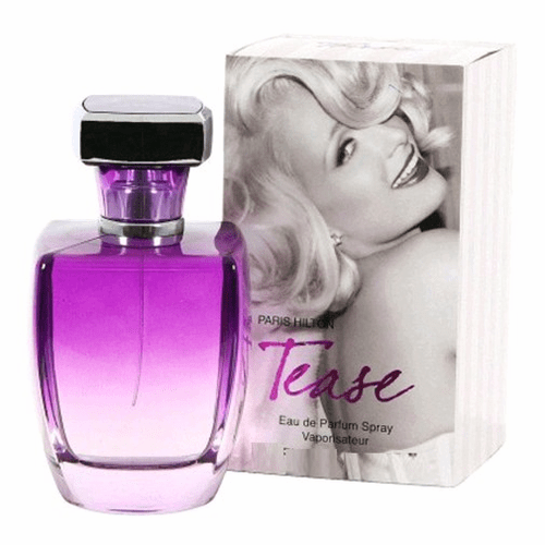 Paris Hilton Tease by Paris Hilton, 3.4 oz Eau De Parfum Spray for Women