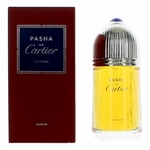 Pasha De Cartier by Cartier, 3.3 oz Parfum Spray for Men