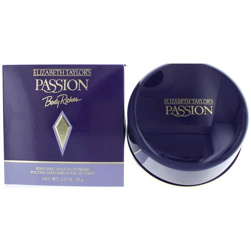 Passion by Elizabeth Taylor, 2.6 oz Perfumed Dusting Powder for Women